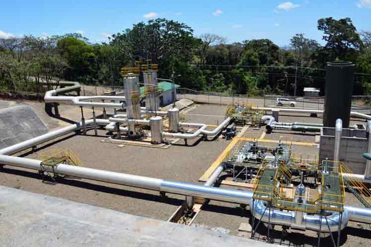 Costa Rica: Planta eléctrica Las Pailas II entrará en funcionamiento este año