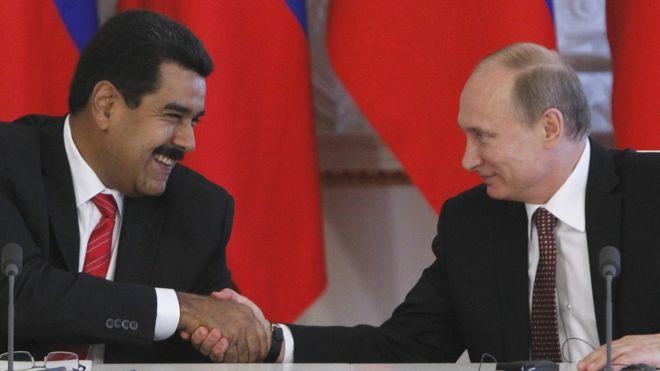 Rusia y China defienden legitimidad presidencial de Nicolás Maduro
