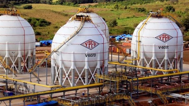 Gazprom invertirá $ 1.200 millones en un proyecto de explotación en Bolivia