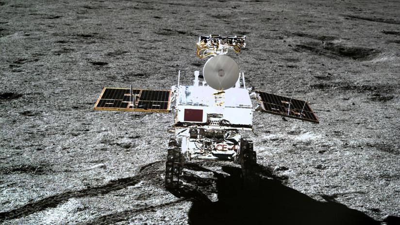 Sonda china se despierta después de su primera noche lunar