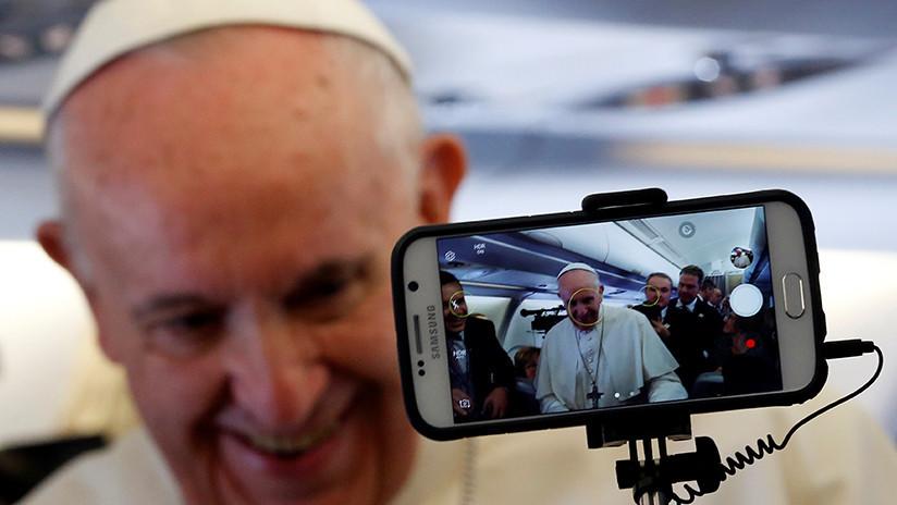 La población podrá acompañar al Papa en sus oraciones con la aplicación Click To Pray