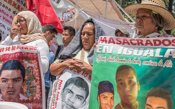 (Video) AMLO instala Comisión de la Verdad para el caso Ayotzinapa