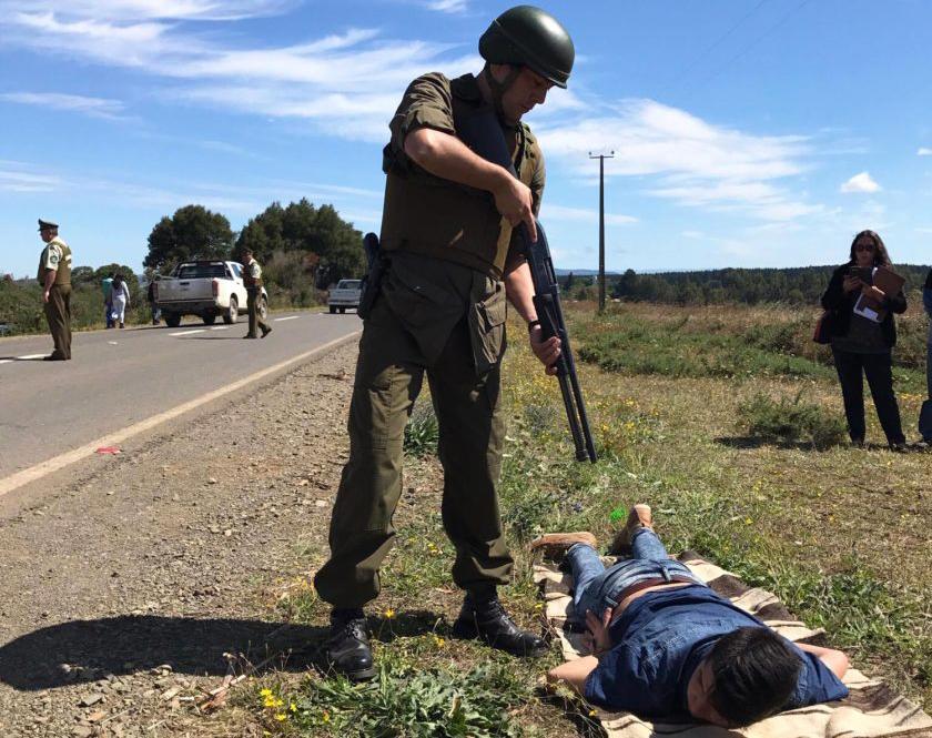 Familia de Brandon Hernández Huentecol anuncia demanda contra el Estado de Chile