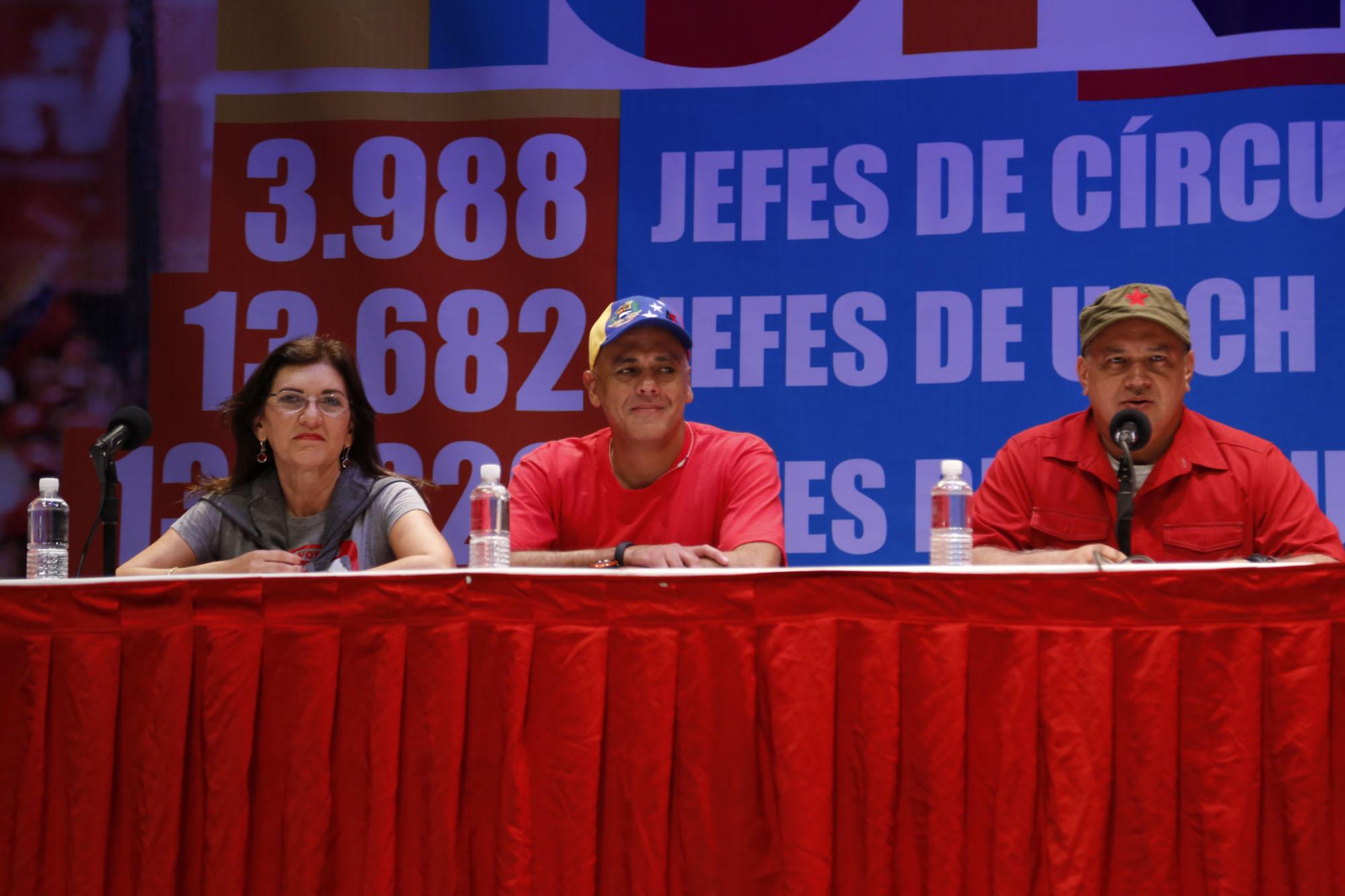 Comunicado del Partido Socialista Unido de Venezuela denuncia a EE. UU. ante la comunidad internacional