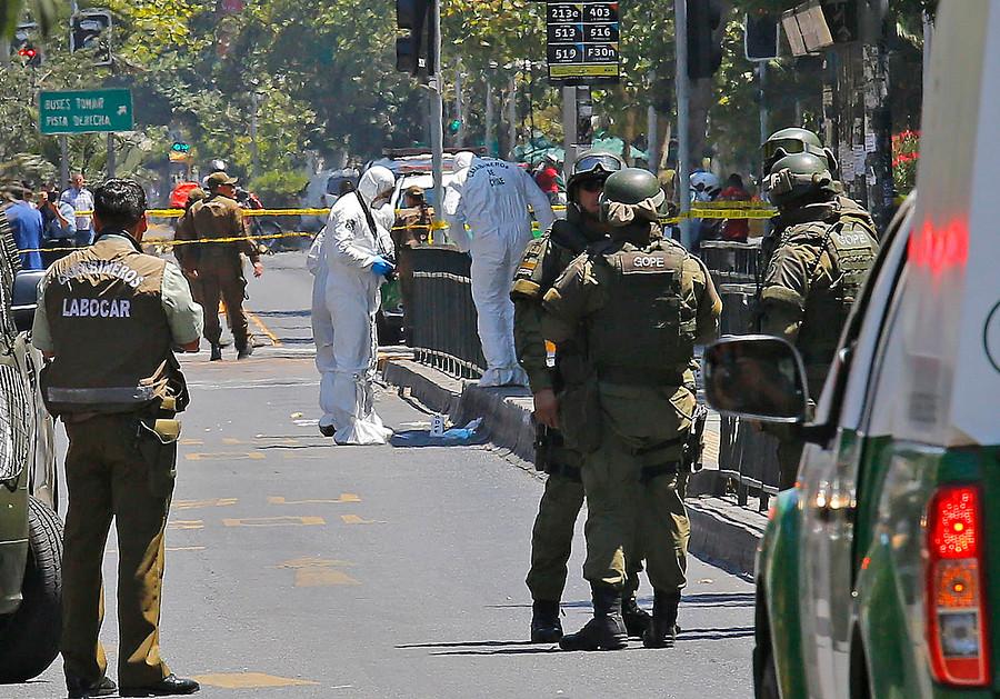 ITS, el grupo «eco-terrorista» cuya autoría en atentado anterior fue puesta en duda por víctima
