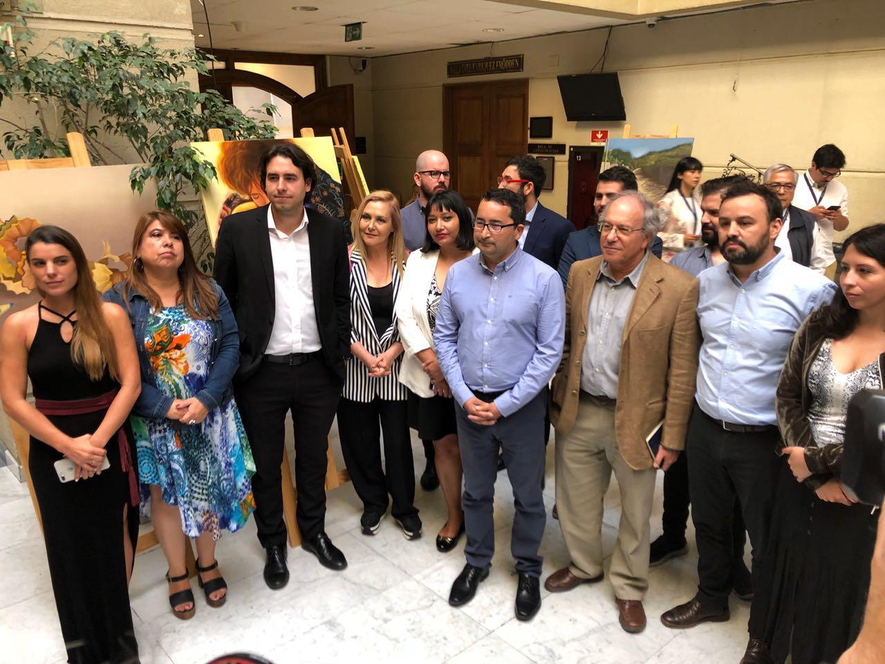 Frente Amplio confirma que no mantendrá pacto para presidencia de la Cámara de Diputados