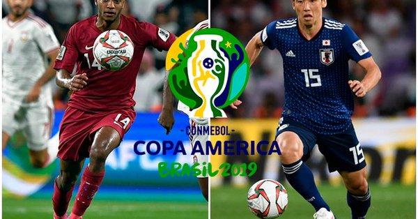 Invitados de la Copa América 2019 son los finalistas de Asia