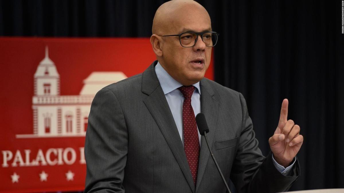 Ministro Rodríguez: Partido político de Voluntad Popular entrena células terroristas