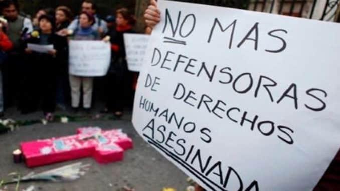 Asesinados otros dos líderes sociales en Colombia y suman siete en 2019