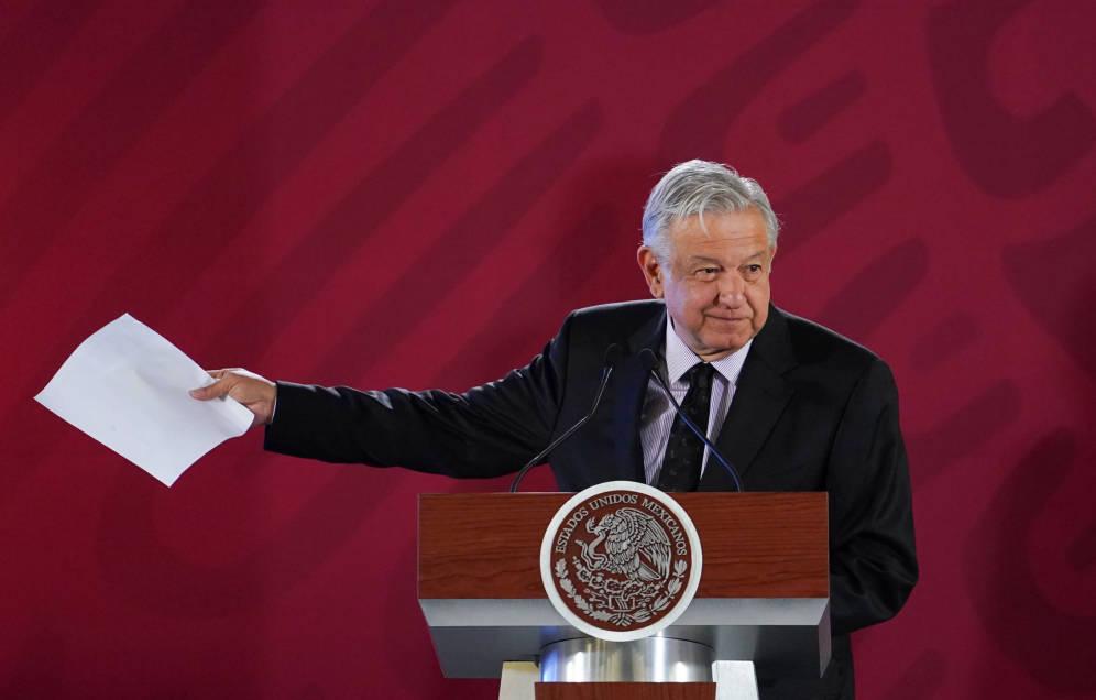 AMLO destituirá a funcionarios que no publiquen su situación patrimonial