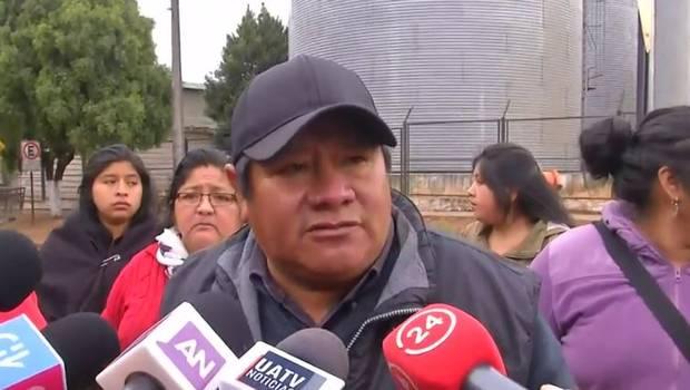 """Marcelo Catrillanca afirma que no permitirán eventual exhumación a su hijo: """"Queremos que ese cuerpo descanse"""""""