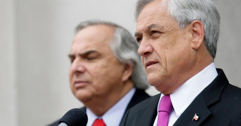 Chadwick impone su agenda: Gobierno anuncia discusión inmediata de la reforma a la ley antiterrorista