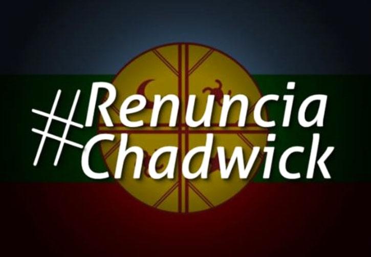#RenunciaChadwick: La demanda que se fortalece a casi dos meses del asesinato de Catrillanca