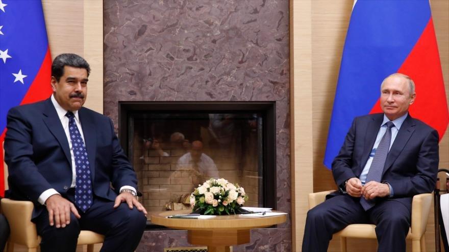 Rusia advierte a Estados Unidos a no seguir dividiendo a la sociedad venezolana