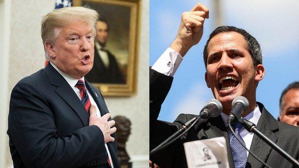 AP revela complot de Guaidó y Trump para perpetrar golpe de Estado en Venezuela