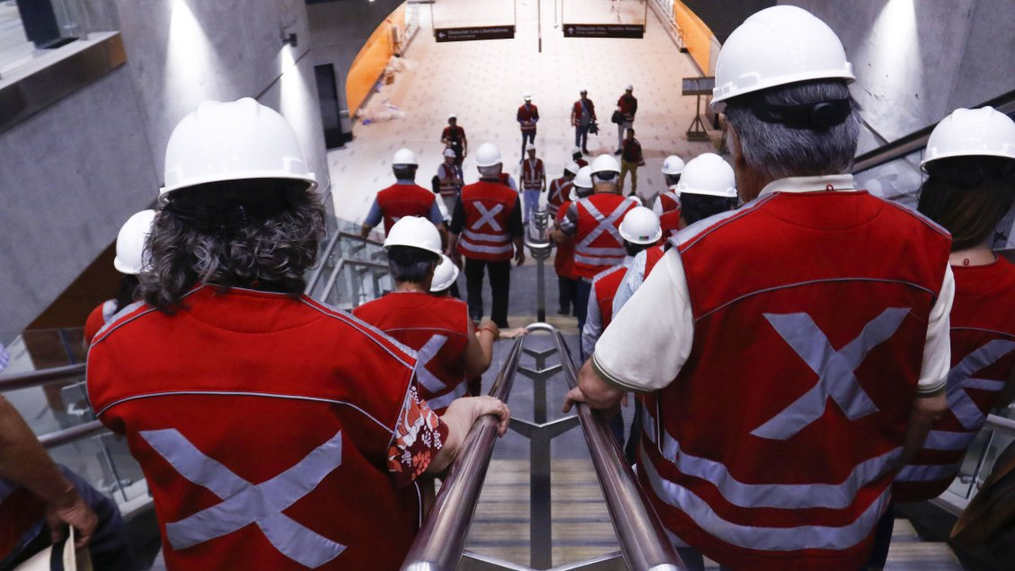 Solución a «vibraciones» en la Línea 3 del Metro tardaría entre seis a diez meses