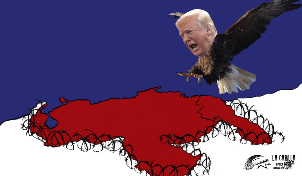 EE. UU. descaradamente comienza a repartirse las riquezas venezolanas