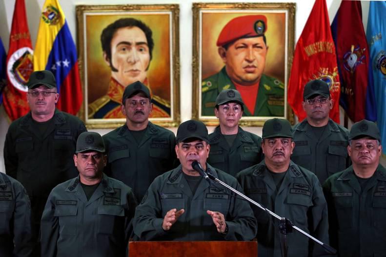 Militares venezolanos condenan y rechazan declaratoria del Grupo de Lima sobre El Esequibo