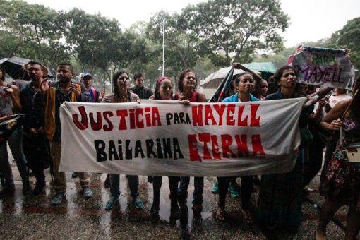 Pena máxima exigen para el victimario de la joven Mayell Hernández en Venezuela
