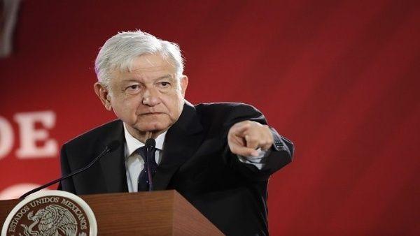 López Obrador: La construcción del muro fronterizo pertenece a la política interna de los EE. UU.