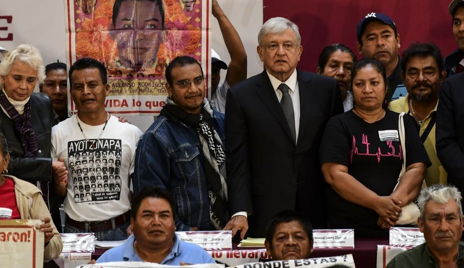 ¿Qué tan involucrado está Peña Nieto en el caso de Ayotzinapa?