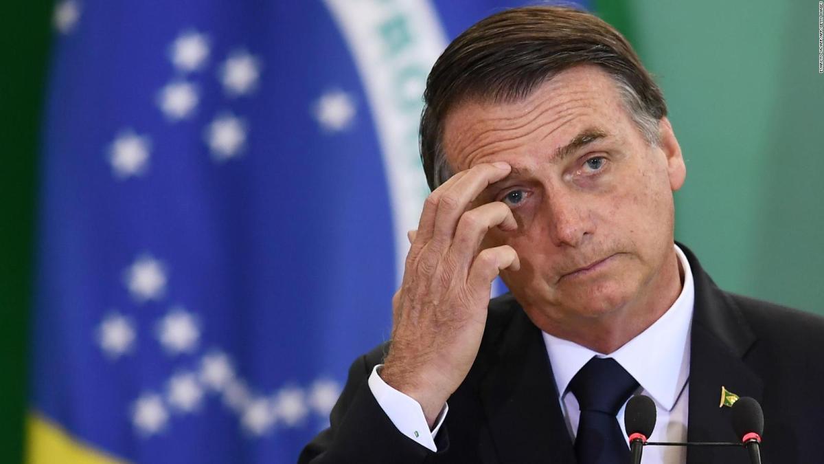 Ante reacción militar Bolsonaro desistió de la idea de instalar una base militar estadounidense