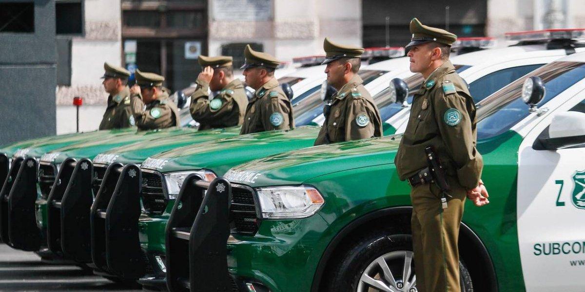 Bancada PC-PRO defiende rebaja de gastos reservados de Carabineros ante el Tribunal Constitucional