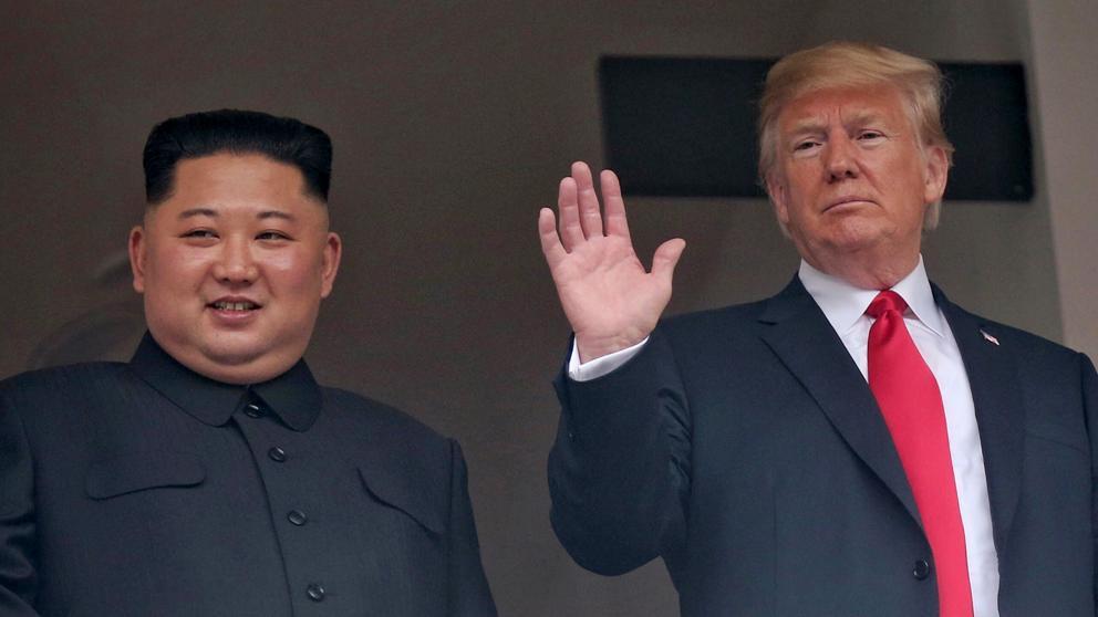 Nuevo encuentro: Trump anuncia que recibió una carta «formidable» de Kim