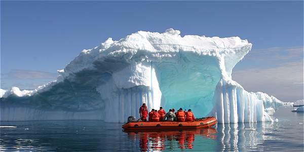 Deshielo en la Antártica podría causar un catastrófico aumento en el nivel del mar