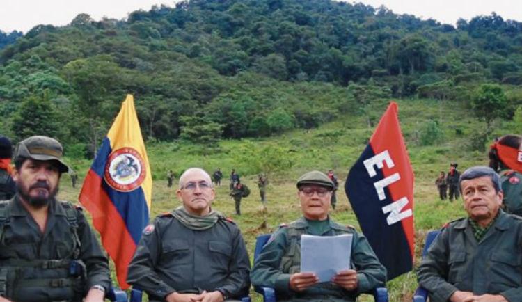 Interpol emite orden de captura contra otro integrante del ELN que permanece en Cuba