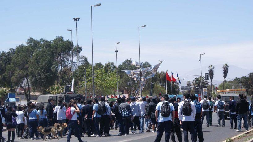 Justicia acoge recurso de protección del INDH por emanaciones de gases que afectaron a Copiapó