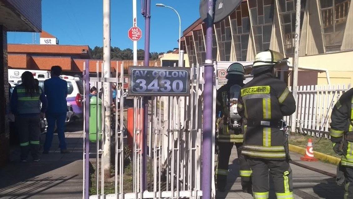 Talcahuano: Llamados por fugas de gas se duplicaron durante el 2018