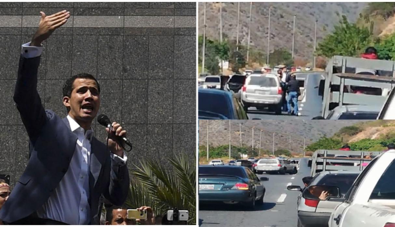 Comisario involucrado en falso positivo de Guaidó tiene vínculos con la derecha