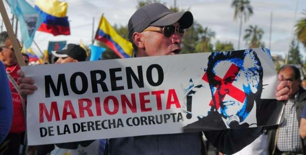 El «gasolinazo» de Lenín Moreno es solo la punta del iceberg