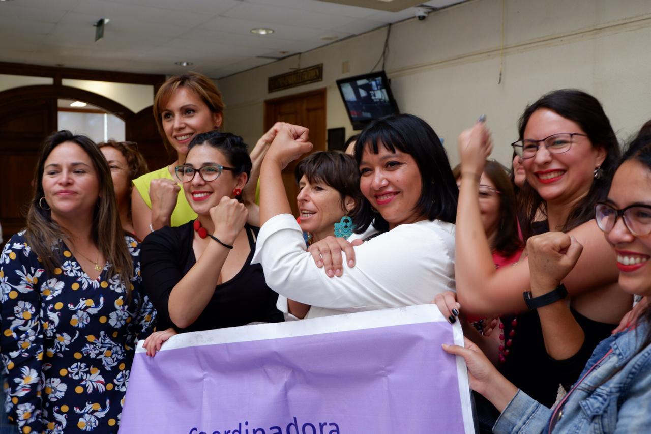 Cámara de Diputados despacha proyecto que busca erradicar violencia contra la mujer