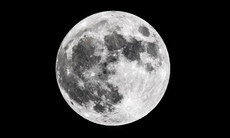 El choque planetario que dio origen a la Luna habría dejado elementos claves para la vida en la Tierra