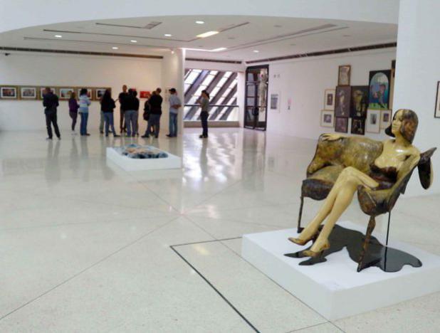 Museo Alejandro Otero comenzó el 2019 con una amplia muestra expositiva