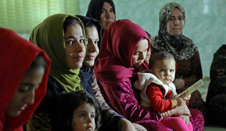 La mutilación genital femenina persiste en el Kurdistán iraquí