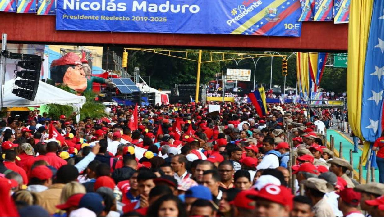 Escarrá: Juramentación de Presidente de Venezuela da continuidad a la democracia del país