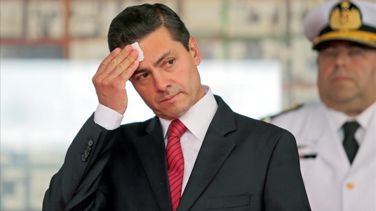 Peña Nieto recibió $100 millones en sobornos de «El Chapo» Guzmán