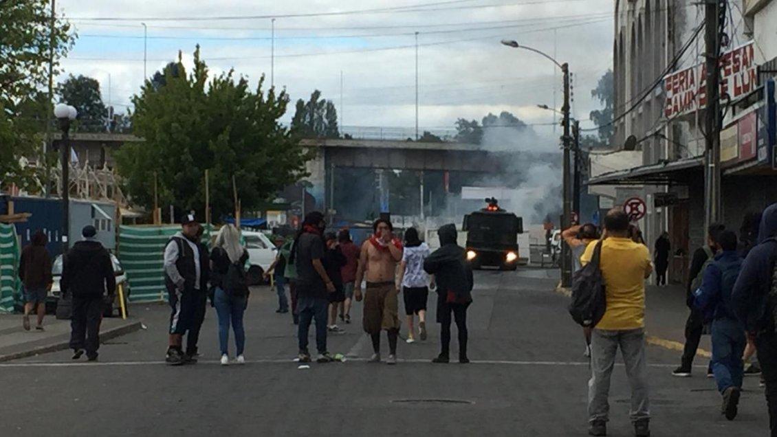 Valdivia: INDH presentará querella por lesiones sufridas por pescador en protesta por Ley de la Jibia