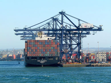 Intercambio comercial de Chile suma US$ 104 mil millones en 2020 y exportaciones experimentan cuarta alza en el año