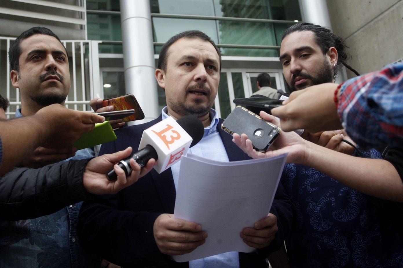 Dirigentes sociales de Viña del Mar presentan querella contra alcaldesa Reginato por fraude al fisco