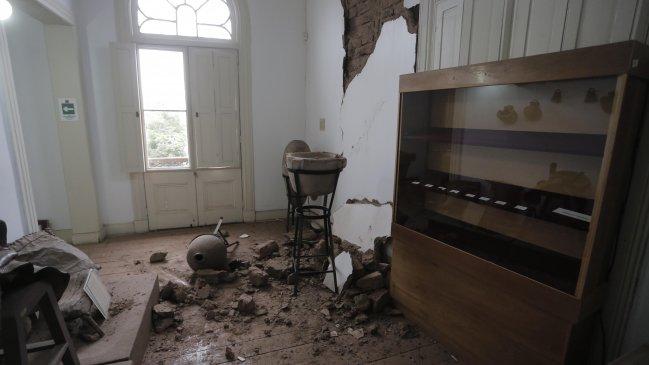 Coquimbo: Reciente sismo dejó más de 600 viviendas afectadas