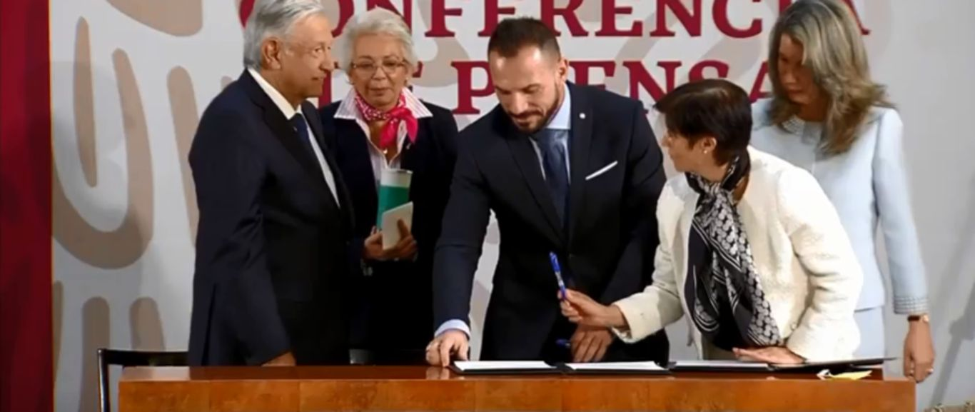 (Video) ONU y México firman garantía de protección medioambiental de termoeléctrica