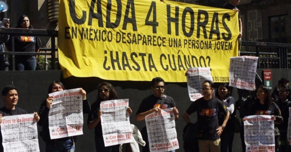 México implementa un programa para buscar a 40.000 desaparecidos