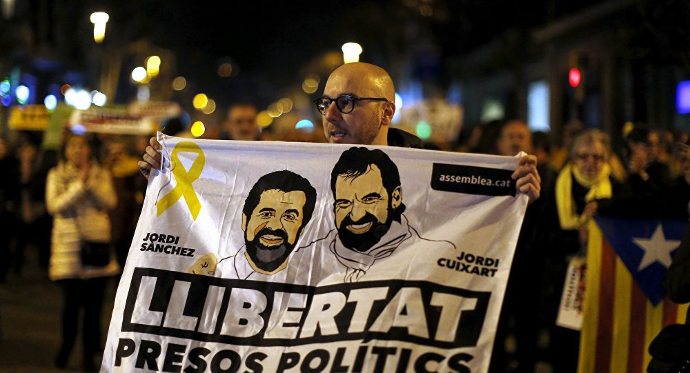 Tribunal de España revoca la semilibertad a la expresidenta del Parlamento catalán