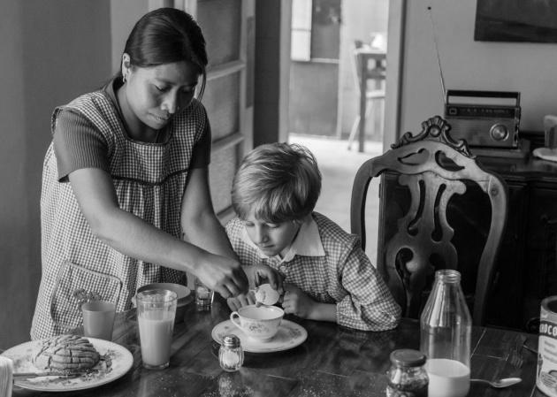 """""""Roma"""" gana una batalla por los derechos de las empleadas domésticas"""