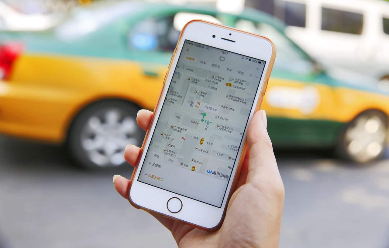 El servicio de taxi Didi se expande para competir con Uber en Latinoamérica