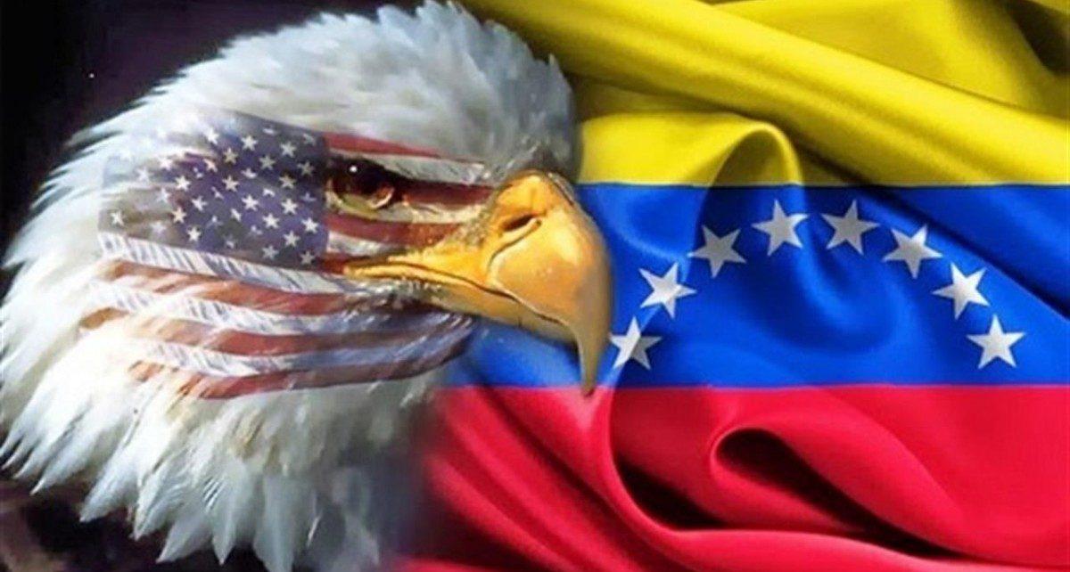 Venezuela y EE,UU,